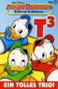 Bestellen sie aus der SerieLustiges Taschenbuch Enten Edition den Titel T3 - Ein tolles Trio! der Nummer 15